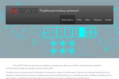 AD-Projekt - Projektowanie instalacji sanitarnych Kraków