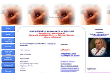 Admed - Akupunktura Toruń