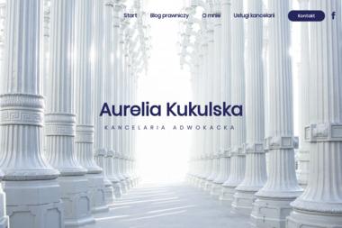 Adwokat Aurelia Kukulska Kancelaria Adwokacka - Adwokat Jelenia Góra