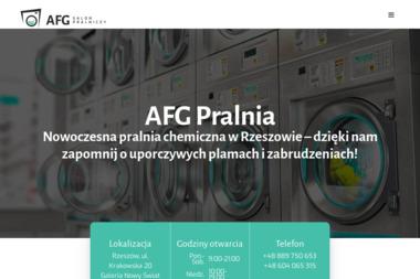 Pralnia AFG - Pralnia Rzeszów
