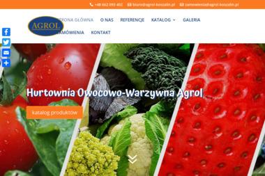 Agrol - Warzywa Koszalin
