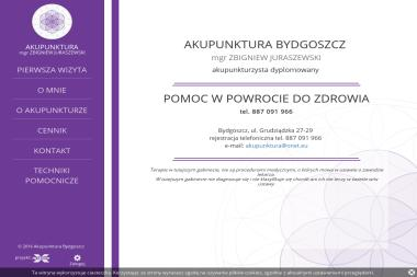 AKUPUNKTURA mgr Zbigniew Juraszewski - Medycyna niekonwencjonalna Bydgoszcz