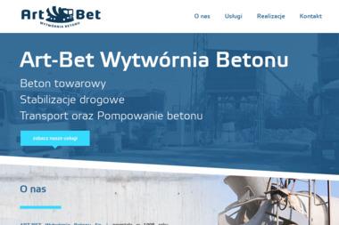 Art-Bet Wytwórnia Betonu Sp.j. - Prefabrykaty Betonowe Lublin