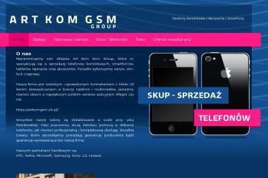Art Kom Gsm Group - Serwis telefonów Łódź