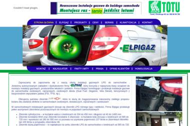 AUTO-GAZ TOTU- - Auto gaz Toruń