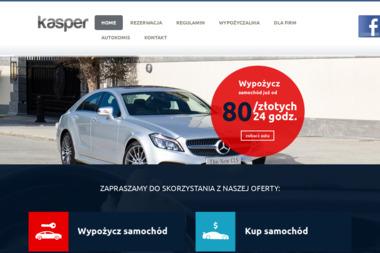 F.H.U. KASPER - Wypożyczalnia samochodów Jasło