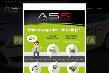 ASR Auto Serwis Rusinek - Elektryk samochodowy Wieprz