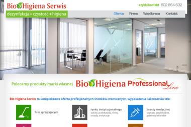 Bio-Higiena Serwis - Dezynsekcja i deratyzacja Chojnice