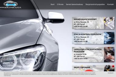 Serwis Samochodowy Borczyński - Klimatyzacja Samochodowa Toruń