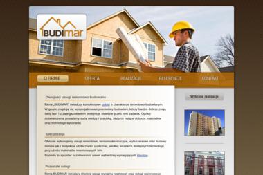 F.P.H.U BUDIMAR - Elewacje Domów Piętrowych Tarnów