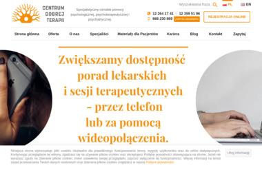 Centrum Dobrej Terapii - Leczenie Odwykowe Kraków