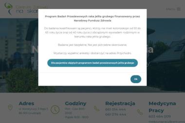 Centrum Zdrowia Na Skarpie - Medycyna pracy Grudziądz