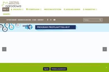 Centrum Medyczne Ogrodowa - Alergolog Skierniewice
