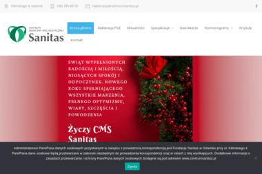 Centrum Medycyny Specjalistycznej Sanitas - Ortopeda Gdańsk