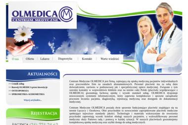Centrum Medyczne OLMEDICA - Okulista Łęczyca