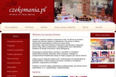 Czekomania.pl - Balony z helem Kraków