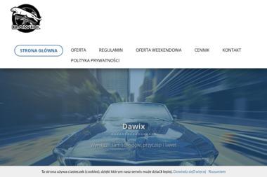 Dawix - Wypożyczalnia samochodów Kołobrzeg