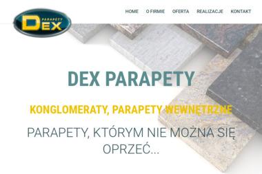 DEX Parapety - Parapety Zabór