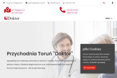 Doktor - Specjalistyczne Gabinety Lekarskie - Prywatne kliniki Toruń