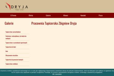 Pracownia Tapicerska Zbigniew Dryja - Tapicer Samochodowy Radom
