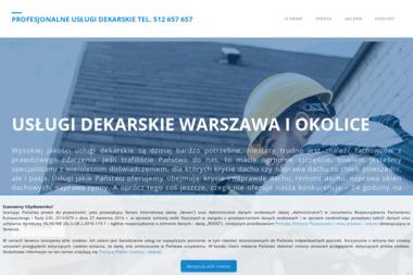 Dekar Dach - Firma Dekarska Warszawa