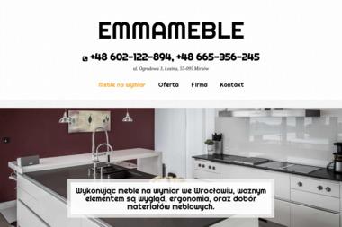 Emma Meble - Meble do sypialni Mirków