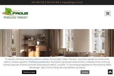 FAGUS - Podłogi drewniane, panele Koszalin