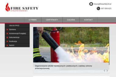 Fire Safety - Audytor Wewnętrzny iso Świlcza