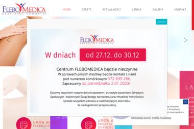 FLEBOMEDICA - Proktolog Olsztyn