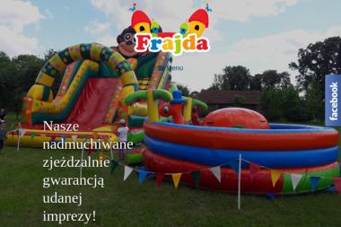 Frajda - Balony Foliowe Mrowla