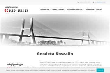 GEO-BUD - Geodeta Koszalin