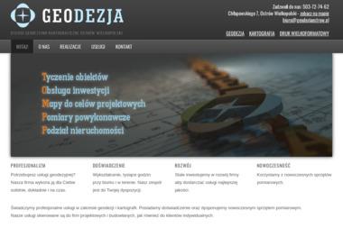 GEODEZJA OSTRÓW Maciej Kłakulak - Geodeta Ostrów Wielkopolski