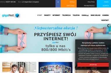 GigaNet - Internet Grajewo