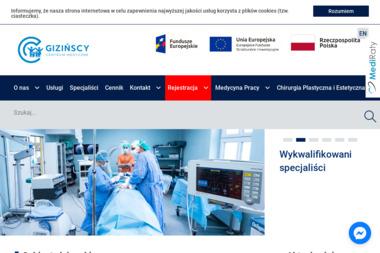 Centrum Medyczne Gizińscy - Prywatne kliniki Bydgoszcz
