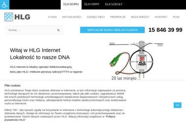 HLG Sp. z o.o. - Internet Nowa Dęba