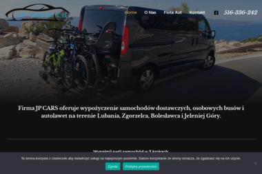 JP CARS - Wypożyczalnia samochodów Lubań