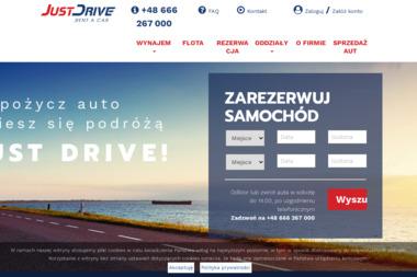 JUST DRIVE Sp. z o.o. - Wypożyczalnia samochodów Inowrocław