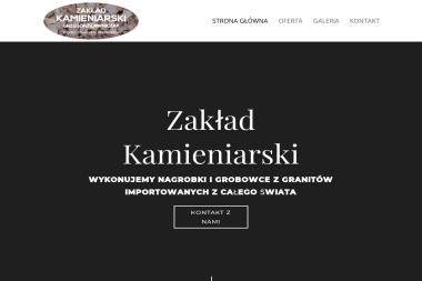 Zakład Kamieniarski Grzegorz Ławniczak - Kamieniarstwo Czernikowo