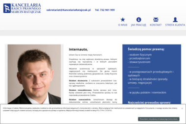 Kancelaria Radcy Prawnego Marcin Ratajczak - Radca prawny Słubice