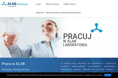 ALAB laboratoria Sp. z o.o. - Laboratoria, analizy Warszawa