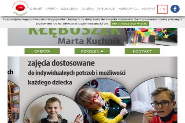 Prywatny Gabinet Logopedyczny Kłębuszek - Logopeda Kraków
