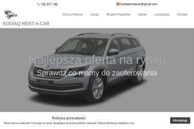 KodiaqRent - Wypożyczalnia samochodów Oświęcim