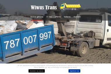 WIWUS TRANS - Utylizacja Gruzu Lubin