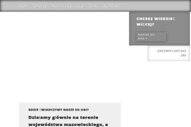 """P.H.U. """"MEBIR"""" Paweł Bem - Inspektor Budowlany Aleksandrów"""