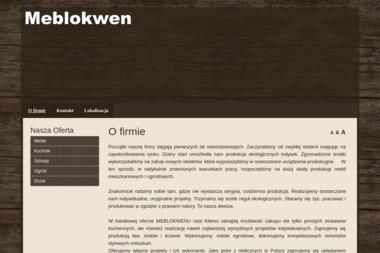 Meblokwen - Wyposażenie wnętrz Drawsko Pomorskie