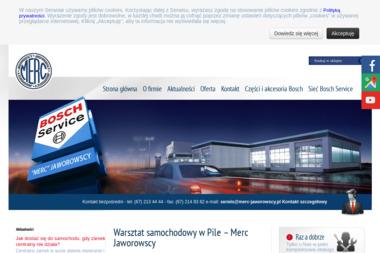 MERC Jaworowscy sp. j. - Przeglądy i diagnostyka pojazdów Piła