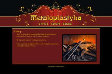 Metaloplastyka - Rzemiosło Zgorzelec