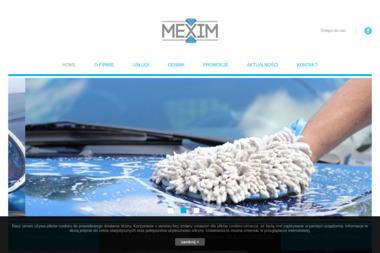 Auto-Myjnia MEXIM - Pranie Tapicerki Meblowej Mielec