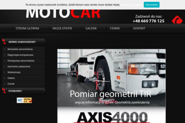 MOTO-CAR Karol Okupniak - Przeglądy i diagnostyka pojazdów Oborniki
