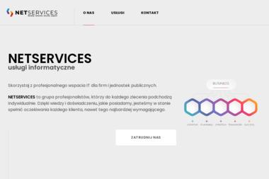 NETservices usługi informatyczne - Serwis GSM Kielce